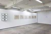 http://salonuldeproiecte.ro/files/gimgs/th-37_9_ Mădălina Lazăr - Waiting for the Tarim Machine to Come, 2014 - mixed media installation (drawings on Betonyp concrete slabs, 60x80 cm each, animation, 159′, 6 monitors, 20_3 cm each, map, 30x40 cm, silkscreen on silk).jpg
